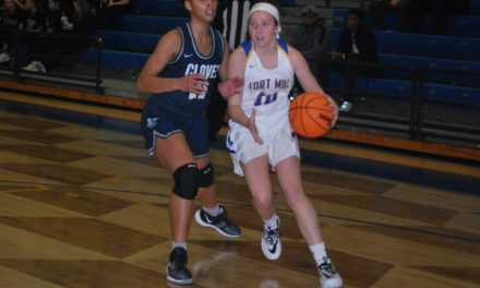 Clover gets sweep of Fort Mill on hardwood