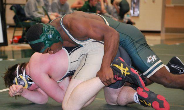 Catawba Ridge wrestlers miss playoffs