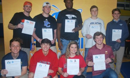 Local athletes take part in National Signing Day