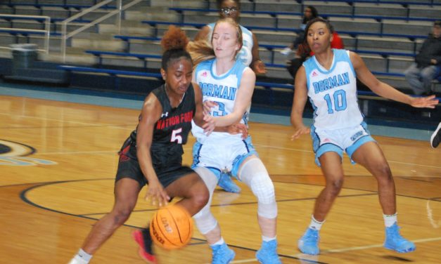 Dorman offense too much for Nation Ford