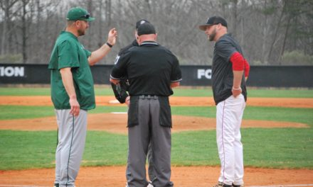 Old friends and new teams battle on Baseball field