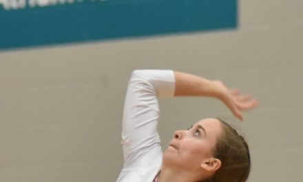 Thees creates her own path in sport of volleyball