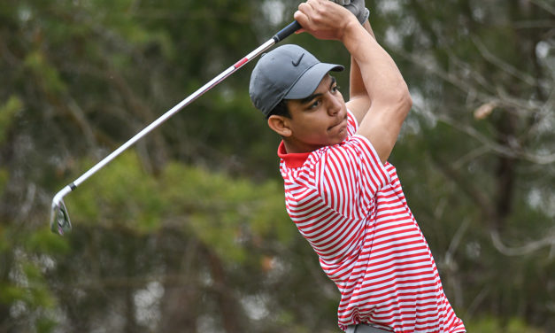 Nation Ford grad John Moss to tee it up at Mars Hill