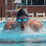 Blackwell to swim at VMI, head into military after college