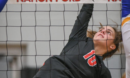 Falcons sweep Fort Mill to open volleyball season