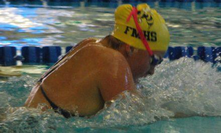Jackets sweep Region swim titles, Falcons second