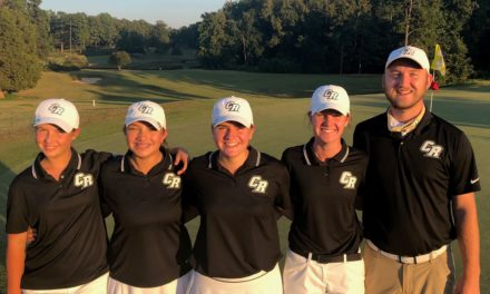 Catawba Ridge finishes fourth in state golf tourney