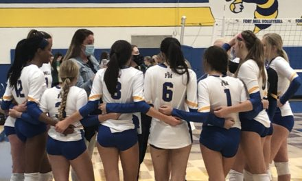 Fort Mill beats Catawba Ridge in both volleyball and tennis
