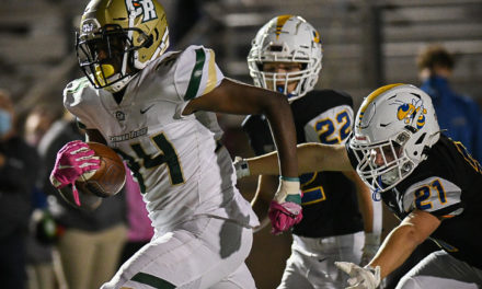 Catawba Ridge uses big third quarter to pull away from Fort Mill