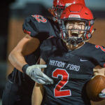 Black's five passing TDs power Nation Ford past White Knoll, 35-6