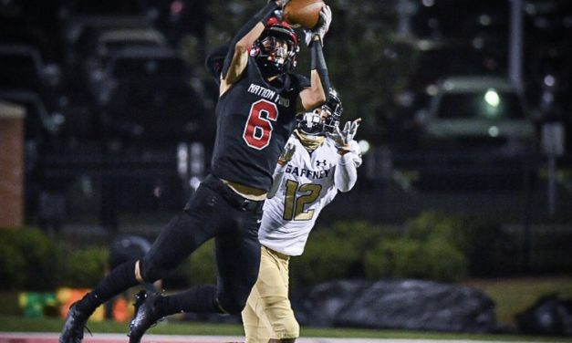 Gaffney edges Falcons in overtime