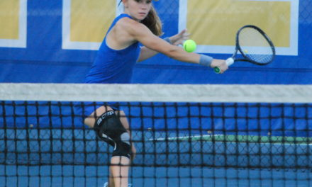 Fort Mill tennis clinches playoff spot, Copperheads beat Nation Ford