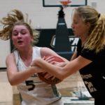 Copperhead girls win in triple overtime, boys destroy Blacksburg
