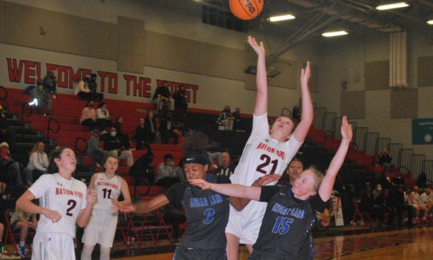Nation Ford girls get second win on the season, boys struggle in loss