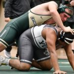 Copperheads wrestling opens the season falling to York