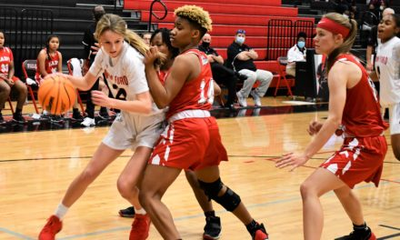 Nation Ford pulls even in region with blowout win over Bulldogs