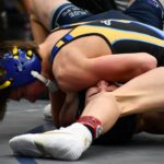 Clover wrestling takes a key match over Fort Mill