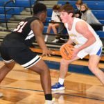 Fort Mill sweeps Great Falls in blowout wins