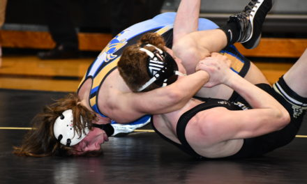 Jackets win first two Region matches, Sturgeon gets 100th career win