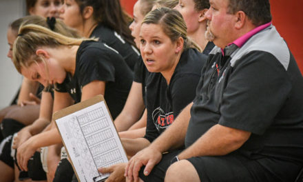 Brown to take over Nation Ford volleyball program