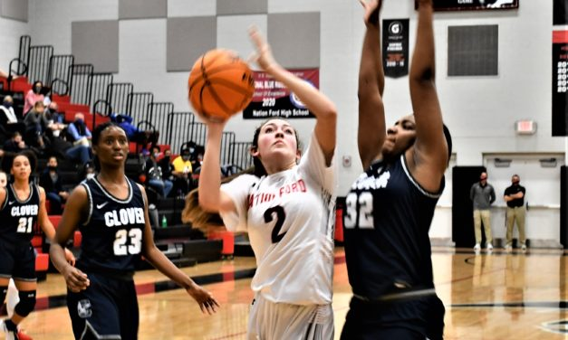 Nation Ford falls to Clover despite rallies