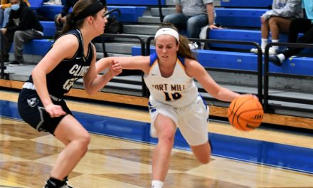 Lady Jackets miss playoffs in loss to Clover
