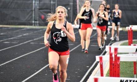 Nation Ford track splits with Clover