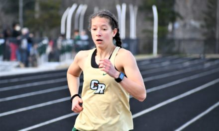 Copperheads sweep competition in first home track meet