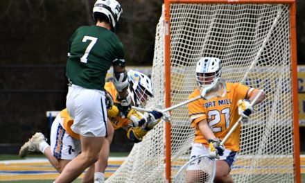 Charlotte team too much for Fort Mill lacrosse
