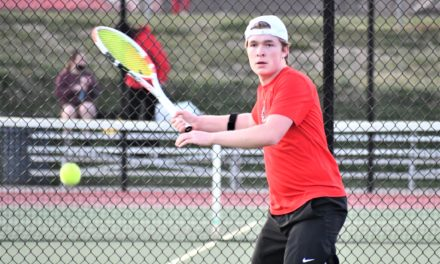 Nation Ford tennis opens season with a victory
