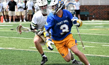 Second half surge paces Fort Mill lacrosse over Copperheads