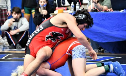 Johnson finishes second in the state, Jackets have two take third