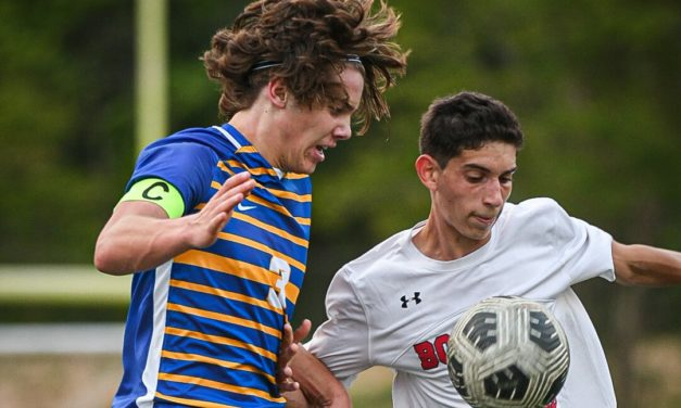 Fort Mill locks up spot in 5A playoffs with dramatic 2-1 OT win