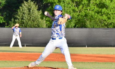 Jackets take a critical game one on the diamond over Nation Ford