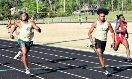 Copperheads' boys track wins Ram Invitational