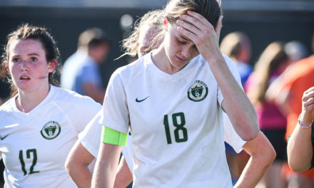 'We left it all on the field': Catawba Ridge falls to James Island 1-0 in 4A state title game