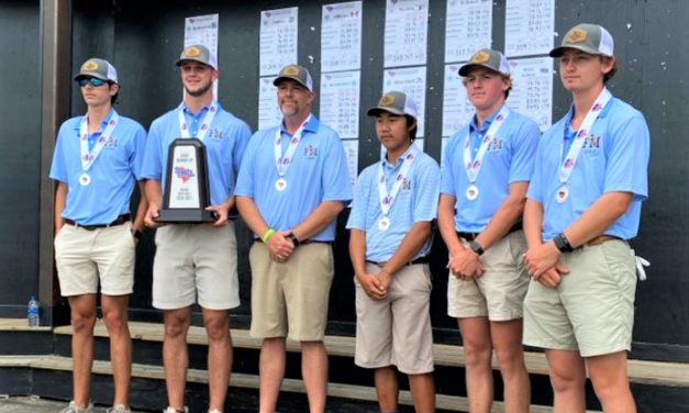 Fort Mill golfers finish second in the state, Copperheads salvage top 10