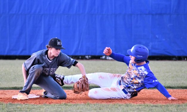 Jackets drop last game of the season to Rock Hill