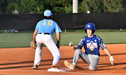 Post 43 Juniors stay perfect heading into break, Seniors drop first game