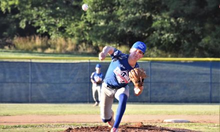 Pitching powers Post 43 juniors to 6-0 win