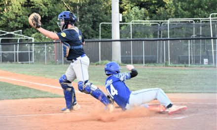 Post 43 Juniors sweep Richland in first round series