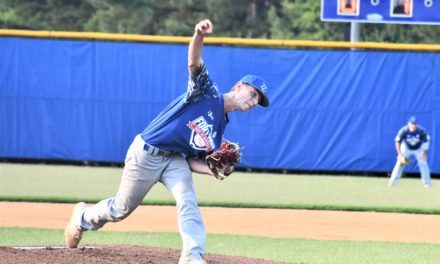 Post 43 takes game one from Rock Hill, Juniors win league title