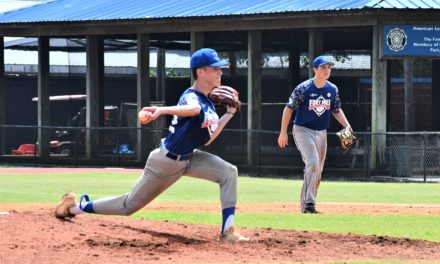 Post 43 falls in tournament, Juniors going for a state title Thursday