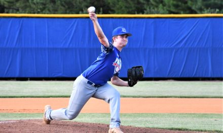 Inman takes one from Post 43 Seniors