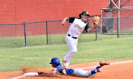 Late rally not enough for Post 43 as title hopes dashed by West Florence