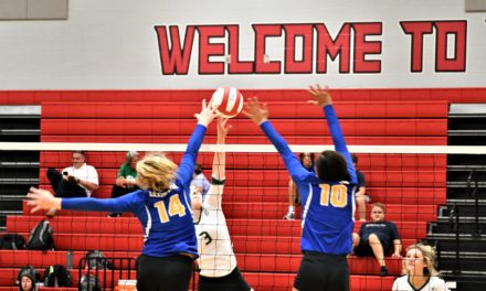 Volleyball season opens up for Catawba Ridge and Nation Ford