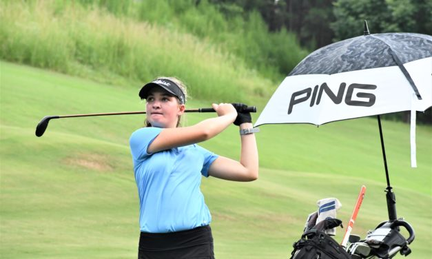 Jackets, Falcons qualify for Upper State golf tourney