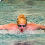 Copperheads swim to two Region wins, tennis team beats Lancaster
