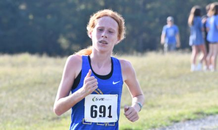 Jackets sprint past competition in region meet