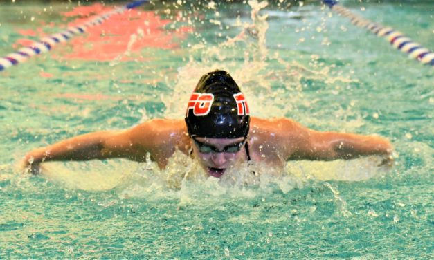 Fort Mill swims to Upstate Invite title, Nation Ford girls finish second